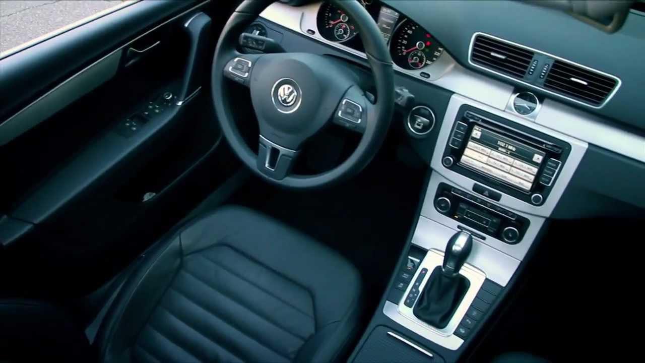 Teste WebMotors: Volkswagen Passat Variant 2012 - YouTube