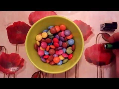 Mini Thomas Surprise Eggs Toys in bowl of sweeties