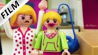 Playmobil Film Deutsch - HANNAHS HÄSSLICHE SCHMINKE! MAKE-UP FAIL - DATE MIT JUNGEN - Familie Vogel