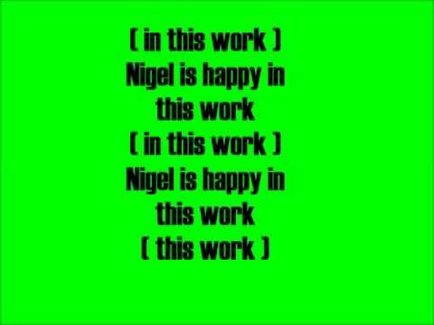 XTC-Making Plans For Nigel (LYRICS) - YouTube