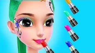 Hip Hop Dancing Skills   Fun Makeover Dress Up & Hairstyle Girls Games   Gamepla