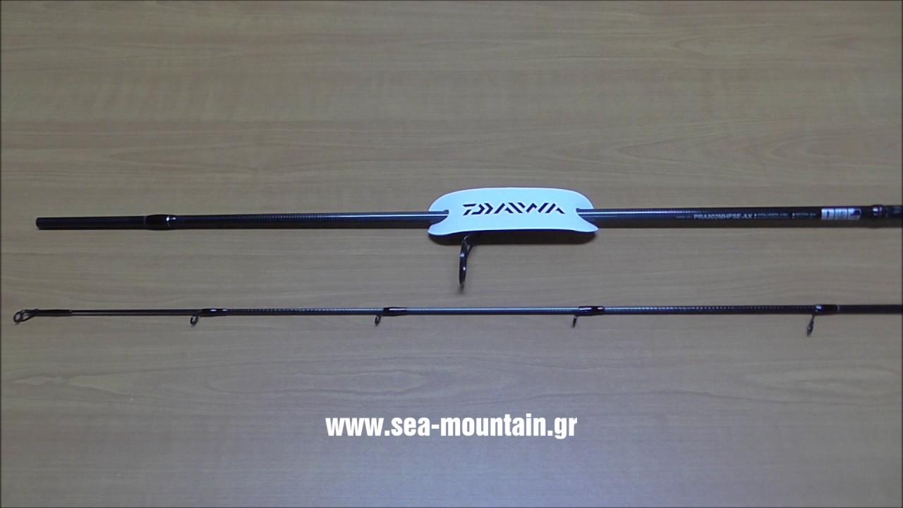 Daiwa Travel Fishing Rod Procaster Game II