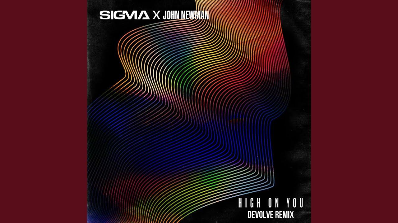 High On You (dEVOLVE Remix)