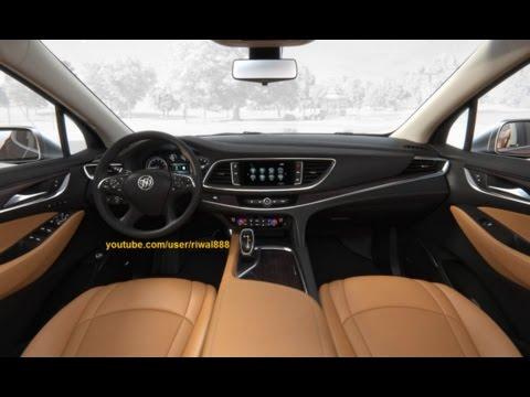 Buick Enclave Interior >> New 2018 Buick Enclave Interior Color Options Hd