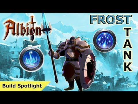 Frost Tank | Build Spotlight | Albion Online
