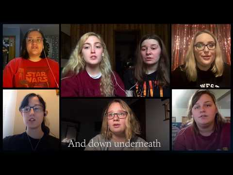 Iowa Western Community College: Virtual Choir Project