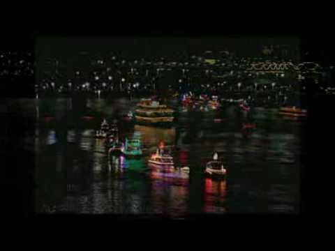 chattanooga christmas on the river 2009 - Christmas On The River