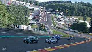 【GT SPORT】2019 TGC Season4 Rd.7 予選・決勝  スパ・フランコルシャン