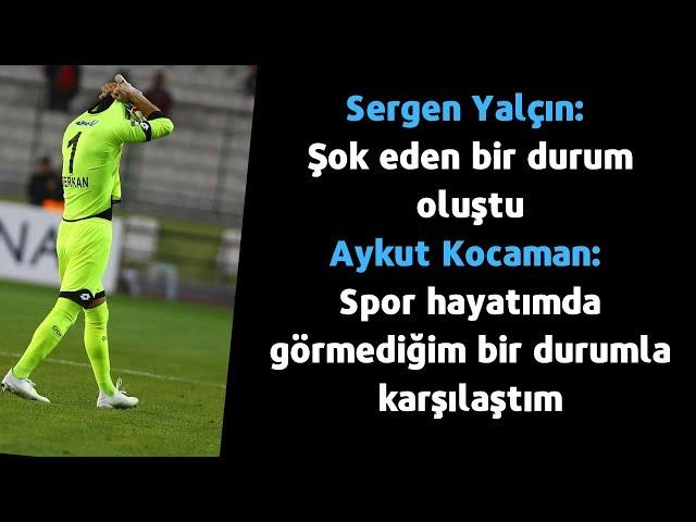 Konyaspor kalecisi Serkan Kırıntılı 20. saniyede kırmızı kart görüp tarihe geçti!