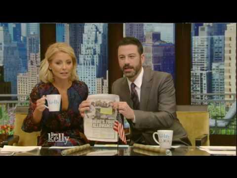 Live With Kelly May 16, 2016: Gordon Ramsay; Priyanka Chopra - HD 720p