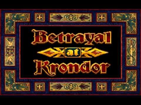 Betrayal at Krondor - Soundtrack (CD Audio)
