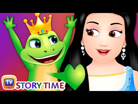 The Frog Prince - ChuChu TV Fairy Tales and Bedtime Stories for Kids