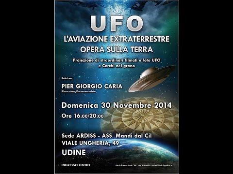 UFO: l'aviazione extraterrestre opera sulla terra