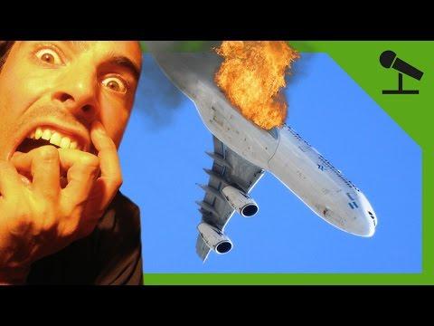 Máte strach z lítání? Poslechněte si, co je v letadle nejhorší