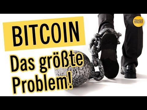 BITCOIN: Das größte Problem!