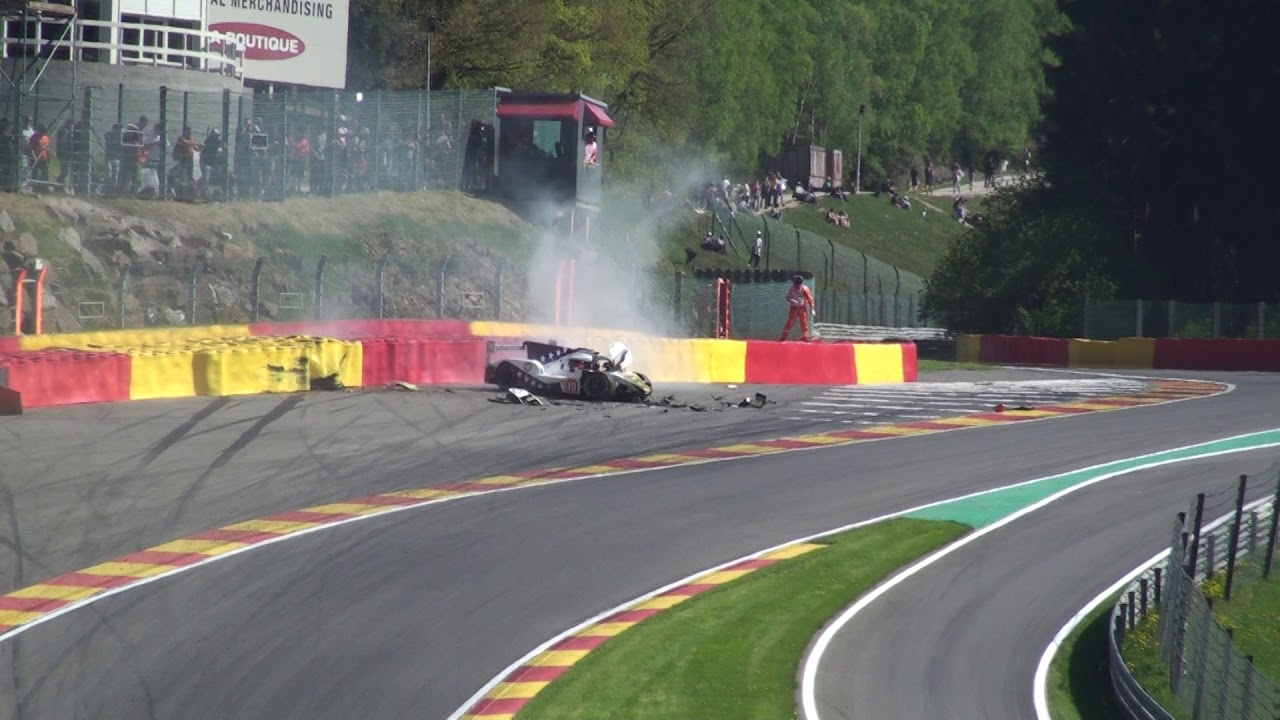 wec 6h spa francorchamps 2018 pietro fittipaldi crash new spectator view youtube. Black Bedroom Furniture Sets. Home Design Ideas