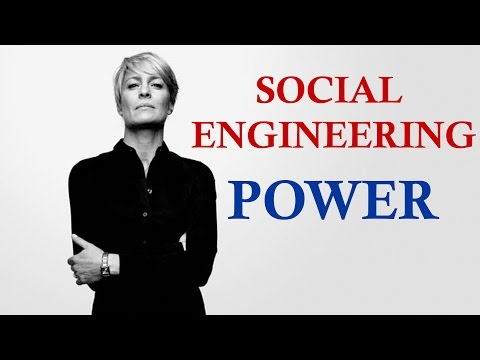 Claire Underwood - Social Power Tactics
