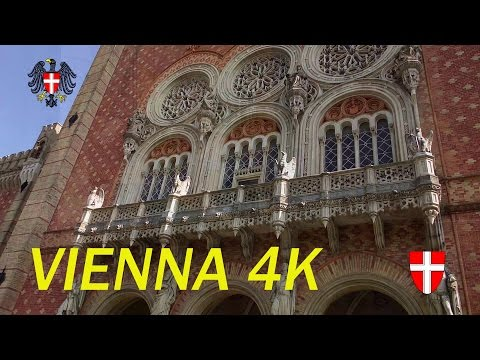 Exceptional impressions from Vienna, second part - Presented by a Viennese – 4K