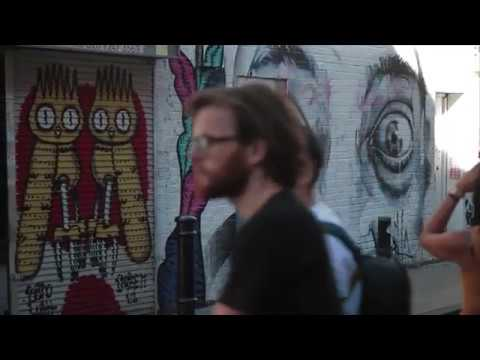 Alternative London Walking Tour