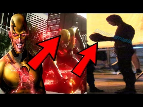 Flash VS Reverse Flash Fight REVEALED? New LEAKED Look At New Flash & Nora SUIT- The Flash Season 5