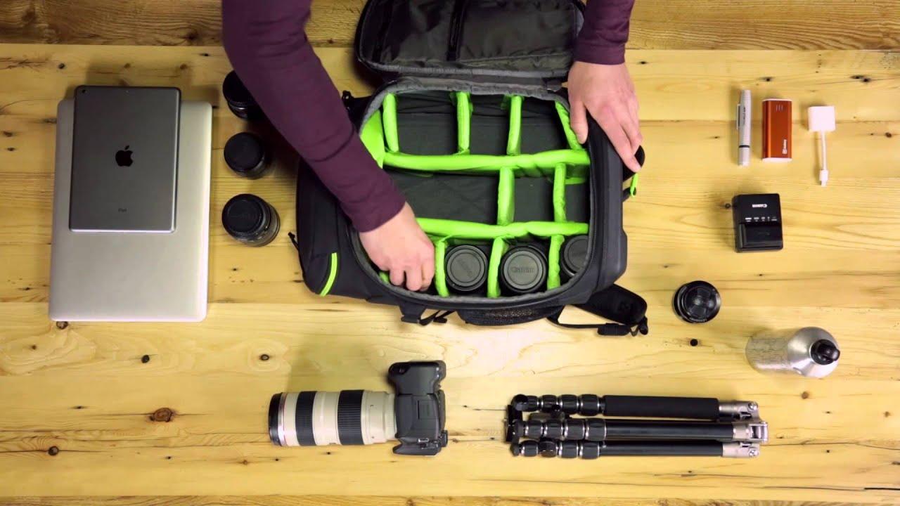 f624643fc857f Kontrast DSLR Backpack - YouTube