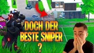 Bin Ich DER BESTE DEUTSCHE PS4 SNIPER 2.0 ?😂💥 | Fortnite Battle Royale