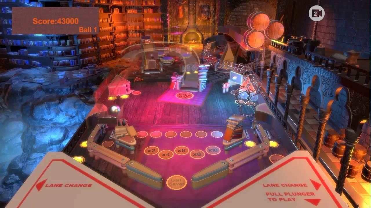 RELEASED] Pinball Creator - Unity Forum