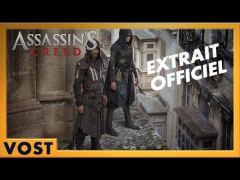Assassin's Creed - Extrait Le saut de la foi [Officiel] VOST HD
