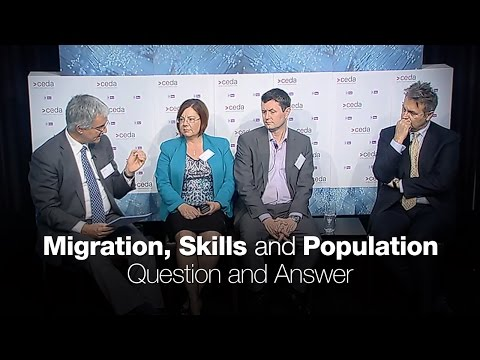 Migration, skills and population Q&A