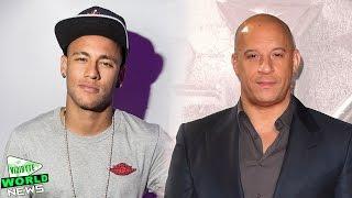 Neymar set to star in 'xXx' movie with Vin Diesel