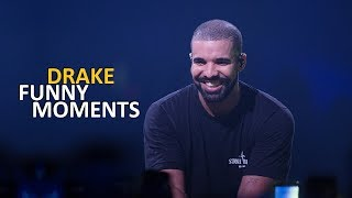Drake FUNNY MOMENTS (BEST COMPILATION)