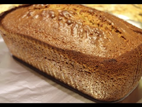 BREAD/ AWESOME APPLESAUCE BREAD RECIPE/CHERYLS HOME COOKING/EPISODE 393