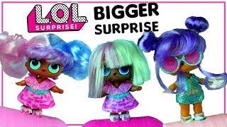 LOL Surprise Bigger • Przebieranki i szalone fryzury
