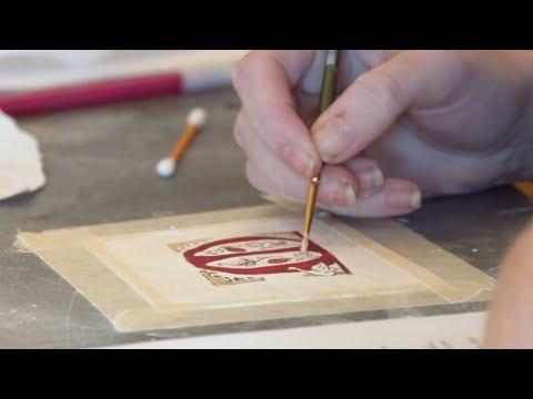 Manuscript Illumination Workshop