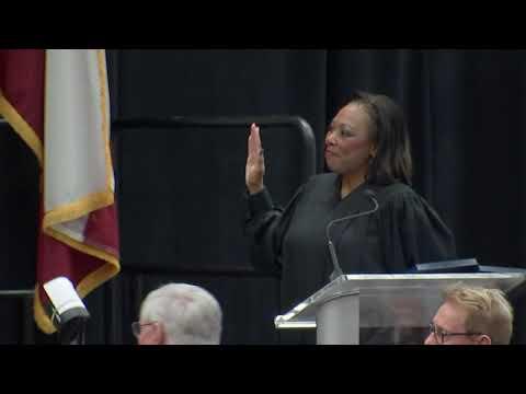 17 black female judges sworn in on Houston courts