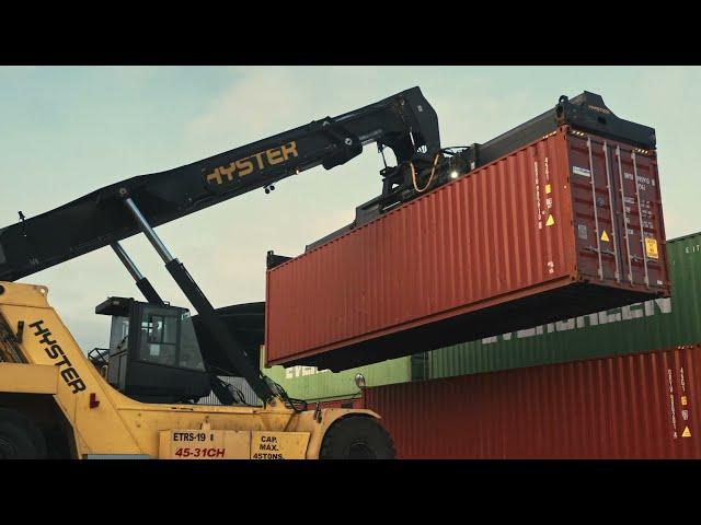 El tren de carga es … inversiones y empleos.