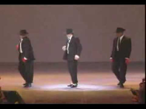 Michael Jackson - Dangerous Dance Break. Travel Video