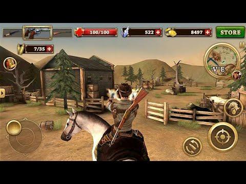 O melhor jogo de cavalo para celular [Pistolero do Oeste]