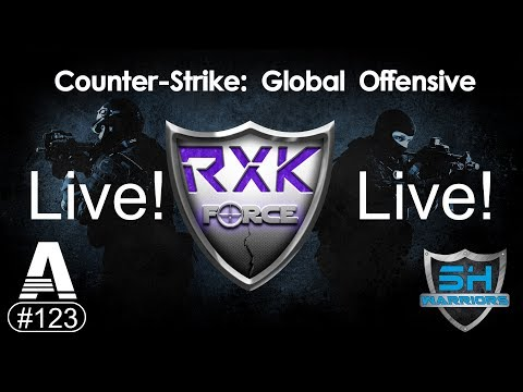 Counter-Strike: Global Offensive  LIVE 123 by RXKForce