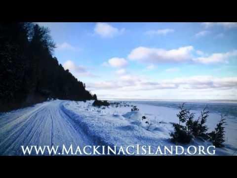 Winter Vacation at Mackinac Island