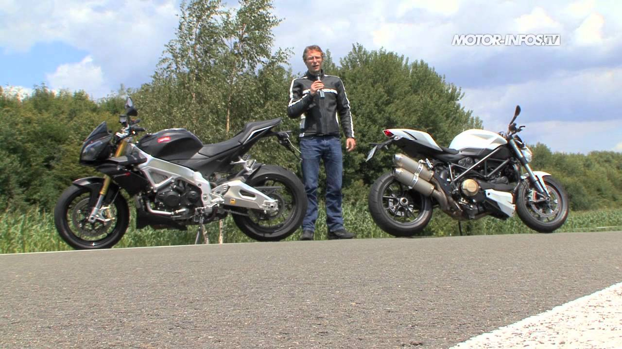 Ducati Streetfighter Images