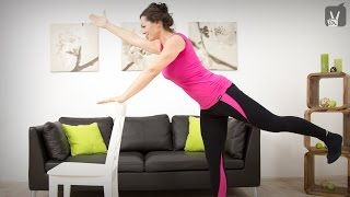 Pilates Büro Workout