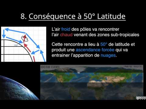 GEO4 - Circulation générale atmosphère 2/2