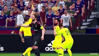 AC Milan vs Barcelona Higuain Scored a Goal & Assist 2018 Gameplay