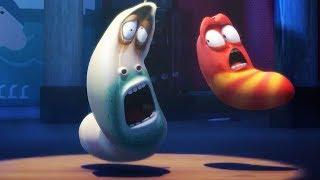 LARVA - SPOTLIGHT | Cartoon Movie | Videos For Kids | Larva Cartoon | LARVA Official