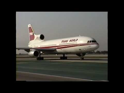 Lockheed L-1011 TriStars In Action
