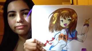 Anime Drawing Tutorials~ Samples!