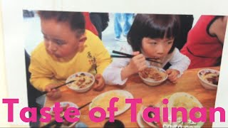 A taste of Tainan