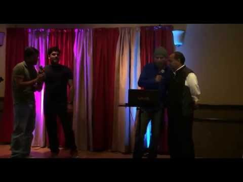 Open Mic Karaoke at The Menu Indian Cuisine, Nov 13, 2014