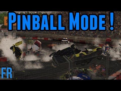 Wreckfest - Pinball Mode Mod